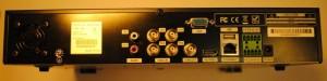 MDR-4500 - задняя панель