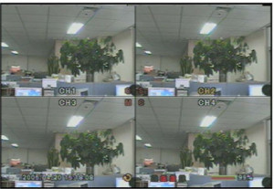 изображение на мониторе