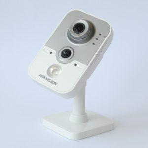 Как подключить камеру Hikvision к облаку Glazok